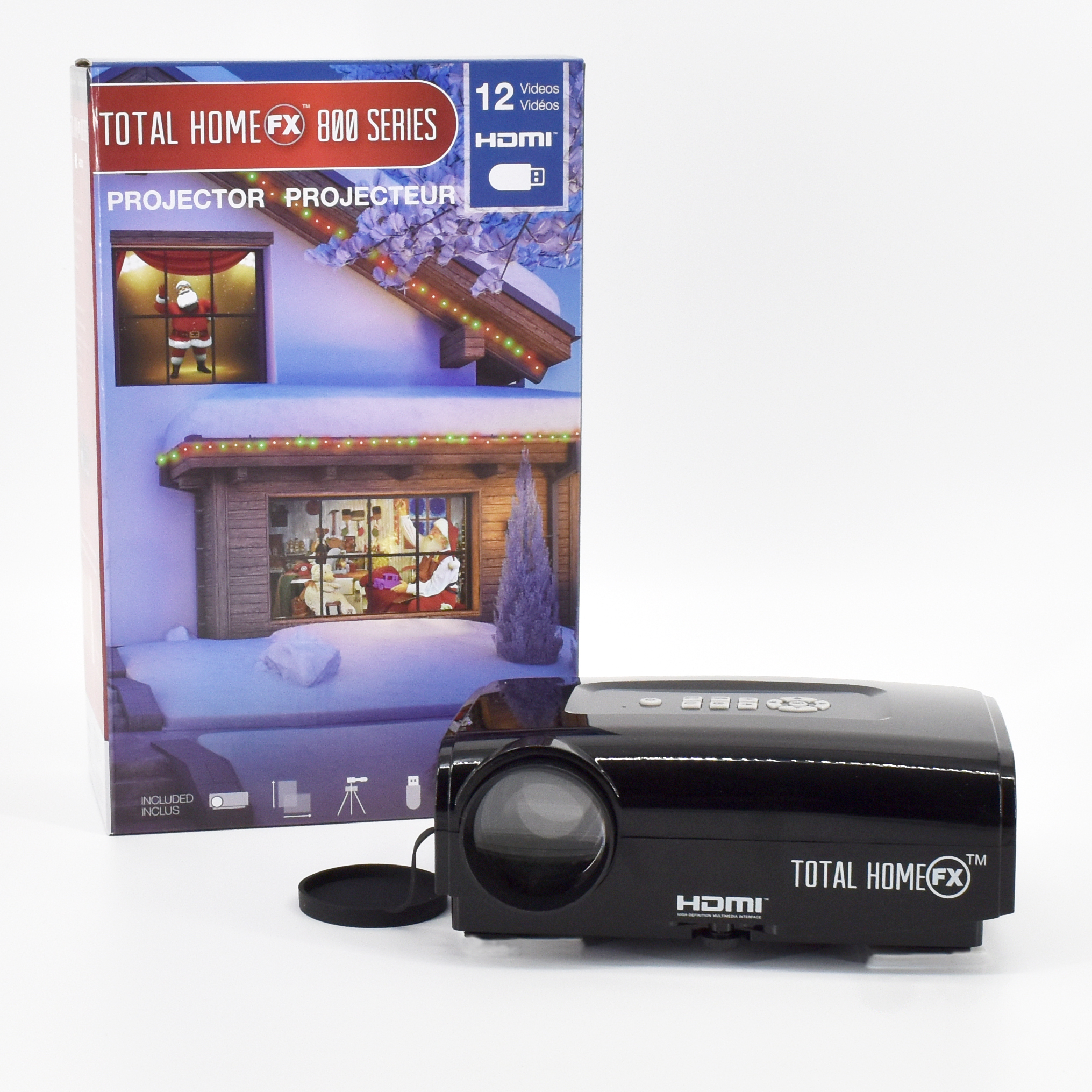 Total Home Decor: Total HomeFX 800 Series Projector » Total Home Decor