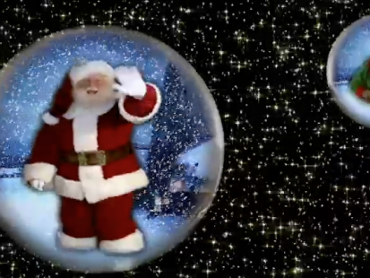 Jon Hyers Visual Effects 1: Christmas Globes