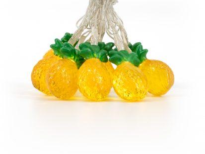 Ultra Plus 10 LED Light String Pineapples